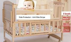 Bought this Baby Cot for 3 months. Self Collect at