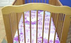 *** New born to 5 years old *** 3 tier baby cot that