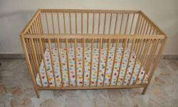 I have bought baby cot