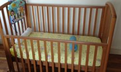 similar to the picture but bigger size. wooden cot