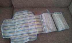 Baby Diaper Foldable Travelling Changing Mat - Brand