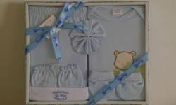 Baby gift set for boy, unopened $15 each
