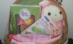 An ideal gift for a joyous occasion.   Hamper