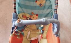 Hi friends 1. Baby Fisher price Rocker - $10 2. Baby
