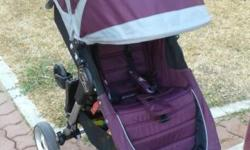 Baby Jogger City Mini 2013 model for sale in excellent