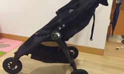 Very good condition. Used for 1 year. Stroller - $400