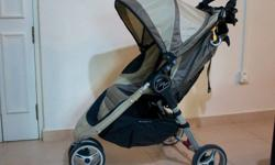 We are selling our gently used city mini stroller. It