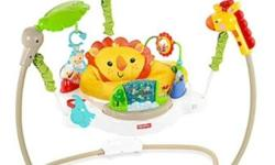 "Baby Jumper fisher price ""rainforest friends jumperoo"""