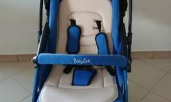 We would like to Sale Baby One Stroller(Used) for Less