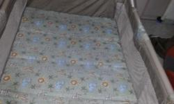 Baby cot it is a good condition graco easy to maintain