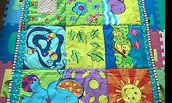 Baby playmat in very good condition. Size is 101 x 147