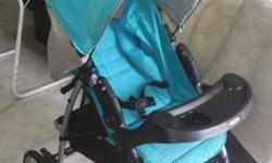 Graco baby pram for sale, just bought last year, seldom