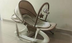 Baby walker and baby rocker for sale... items are in