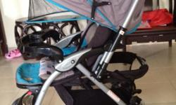 2nd hand baby stroller, good condition. Price