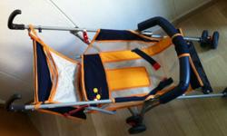 Letting go Baby Stroller at $80 (negotiable). Condition
