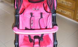 Features: �Lucky Baby Rocker Stroller � Full canopy