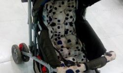 Luvlap stroller in good condition, used for 6 months