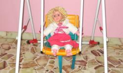 Hi   As displayed in the picture, I have baby swing to