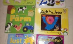 Hard cover heavy duty baby&toddlers books - Winnie the