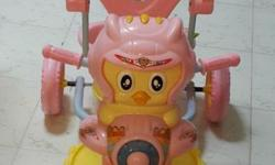 Baby tricycle for sale. SMS/Whatsapp 81262550.