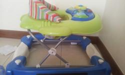 Baby Walker in good condition is available.