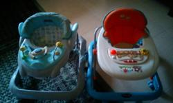 I'm selling my nephew's baby walker for $20 each.Both