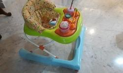 Bought the Baby walker at $110. My daughter only used
