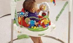 1) Brand new baby Jumperoo Sealed with box Unwanted