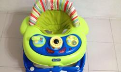 Still New, Condition 9/10. Baby Walker (Lucky Baby)
