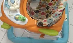 Hi, I want to sell Baby Walker is very good condition