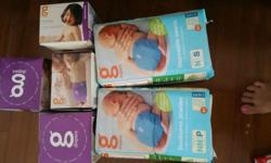 I have bunch of new/unused items below:- Baby wipes