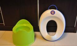 Toilet Trainer Never used Baby Bjorn toilet trainer
