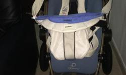 Pre-loved Babybjorn Babycarrier active mesh for only