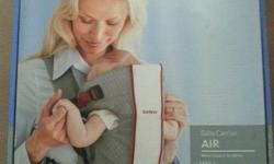 Pre-loved baby carrier letting go at $100. Usual price