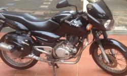 Mint condition Model Bajaj Pulsar 180 CC Year 2006 both