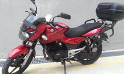 Pulsar DTSi 180cc 65000 kms COE April 2018 Upgraded to