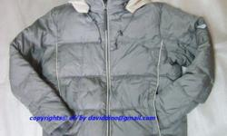 ~~~ BaSeno NyLon WinTer JacKet $48 ~~~ One piece mint