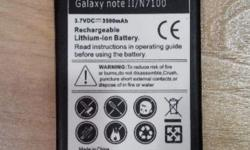 Battery for Samsung Galaxy Note 2 / N7100 (not Samsung