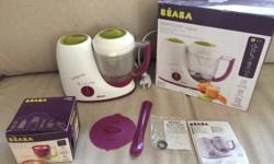 Preloved good working condition Beaba Babycook comes