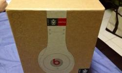 Beats by Dr. Dre Studio EKOCYCLE Headphones White