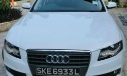 As new Audi in excellent condition inside and out.