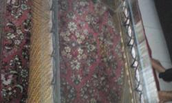 Beautiful Kashmir Carpet - $1,000  A Great Buy!