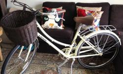 This gorgeous Dutchi 8-speed offers classic Dutch