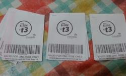 Hi I have 4 Beauty World Musical Show tickets Cat 1 -