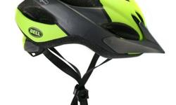 Bell Piston Helmet - Matte Lime Green S$59 (For direct
