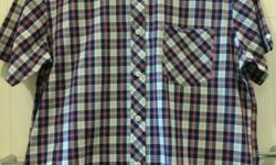 Ben Sherman Half Sleeve, Size M Excellent Condition