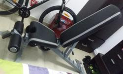 Incline/Decline/Flat Weight Bench (Force USA F- FID)