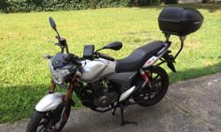 Model Name: Benelli Keeway RKV200S On the road price