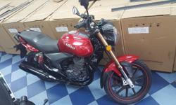 Model Name: Benelli Keeway RKV200S (200cc) On the road