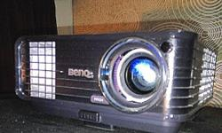 This is from board office used BenQ MP624 projector DLP